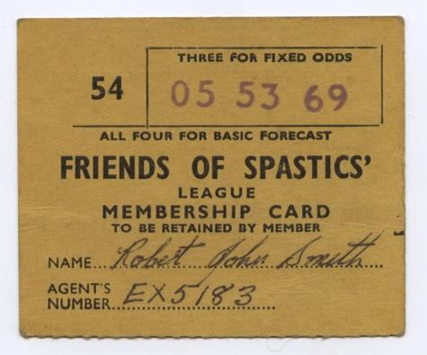 friends of spastics