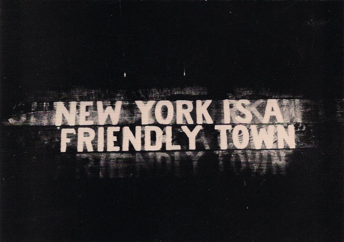 newyorkisafriendlytown