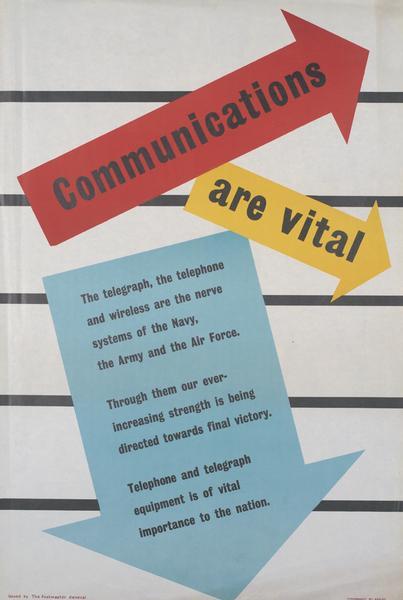 communications are vital